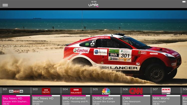 u-mee TV+Go screenshot-4