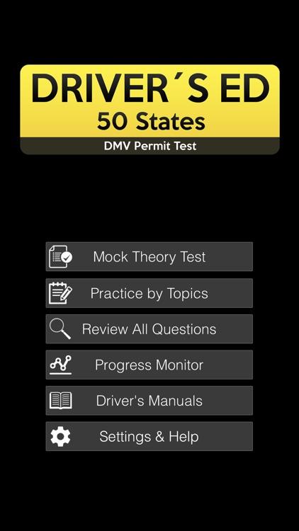 Drivers Ed: DMV Permit Test screenshot-7