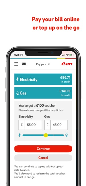 E ON Energy on the App Store