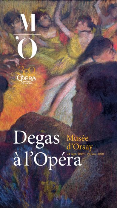 Degas screenshot 1