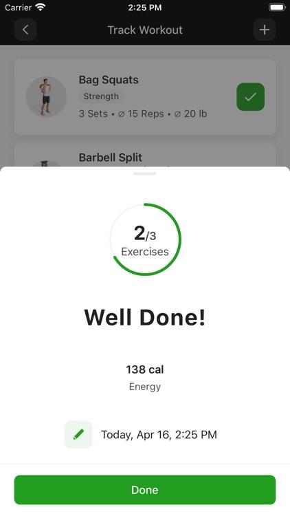 FITLAB Fitness Club screenshot-5