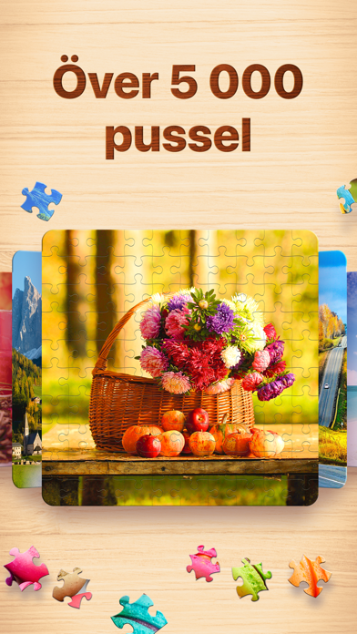 Pussel - Jigsaw Puzzles på PC