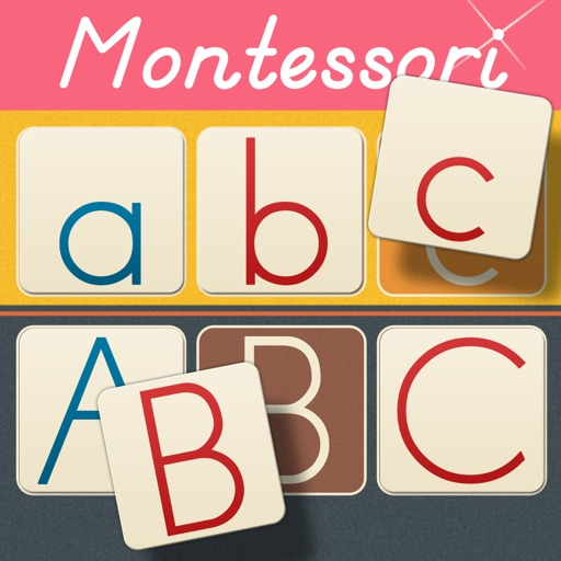 ABC Montessori Alphabetizing