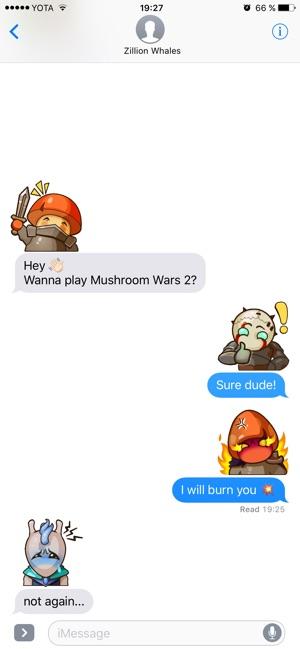 Mushroom Wars 2 – Heroic RTS on the App Store