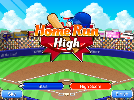 Ipad Screen Shot Home Run High 4