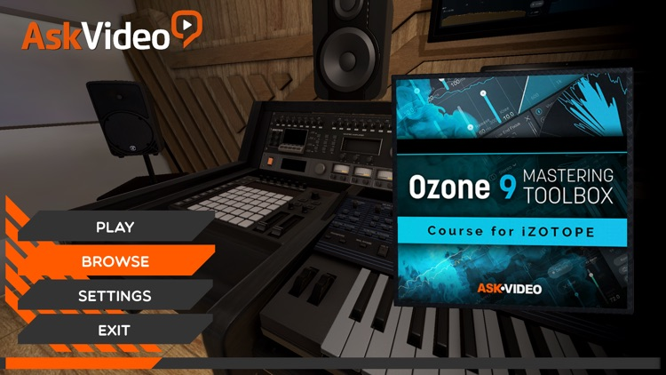 Toolbox Course For Ozone 9 screenshot-0