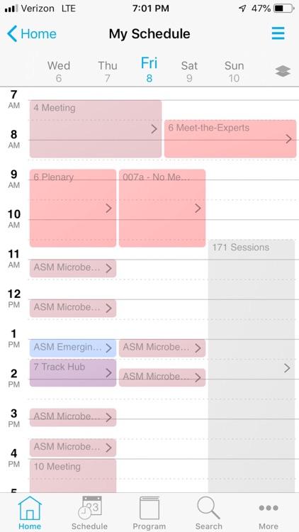 ASM Events screenshot-3