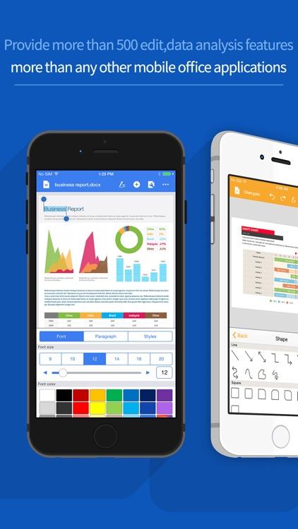 Polaris Office for MobileIron screenshot-3