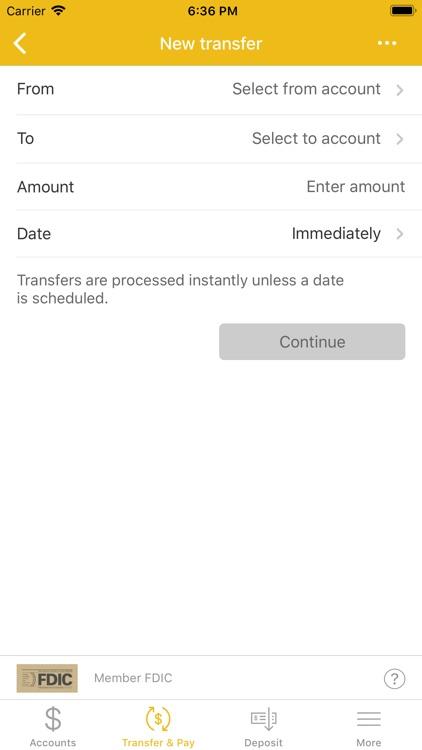 United Fidelity/BankofSt.Croix screenshot-4