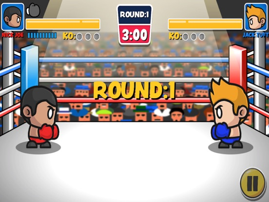 Mini Boxing screenshot 14