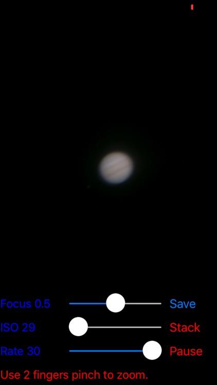 SaturnCam - Astrophotography