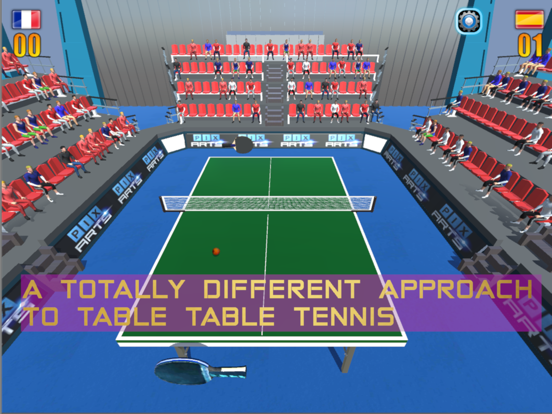 Table Tennis World Tournament screenshot 5