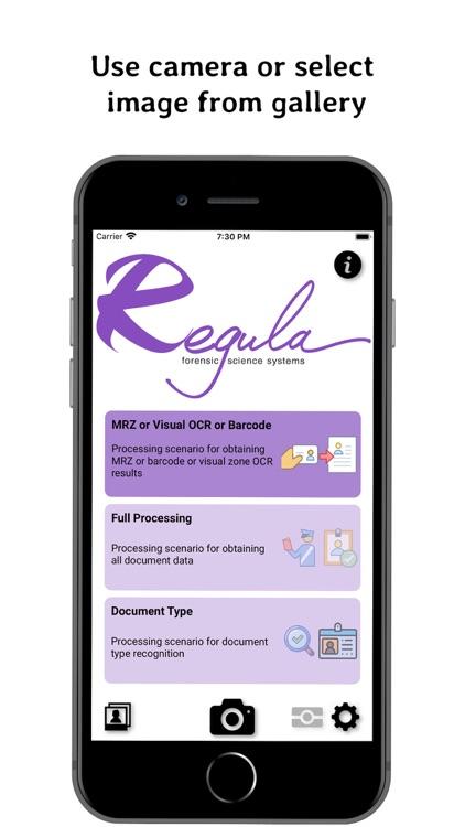 Regula Document Reader screenshot-6