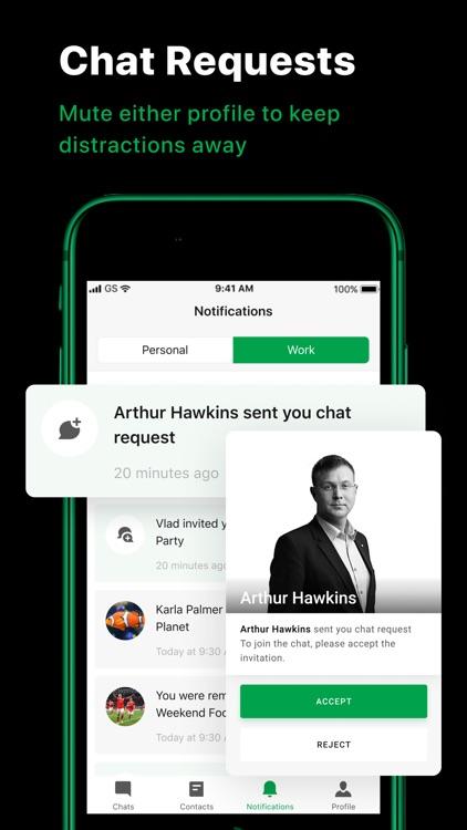 Chapp - Private Messenger screenshot-3