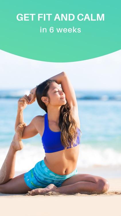 Yoga Go: Weight Loss Workouts screenshot-6