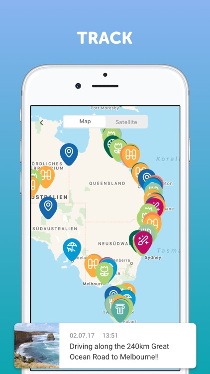 Journi Blog - Travel tracker
