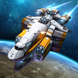 Starship Battle 3D