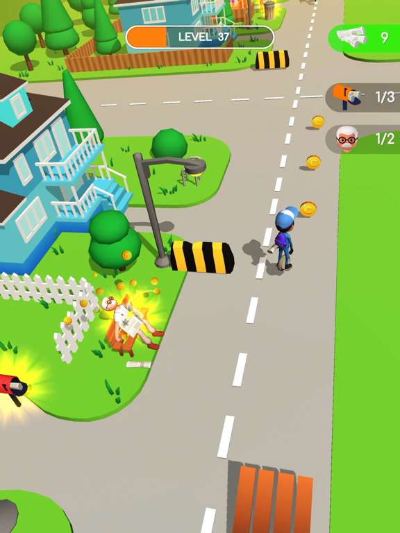 Delivery Rush Game screenshot 8