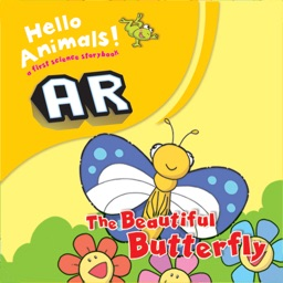 The Beautiful Butterfly AR