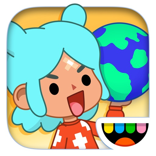 Toca Life World: Build stories