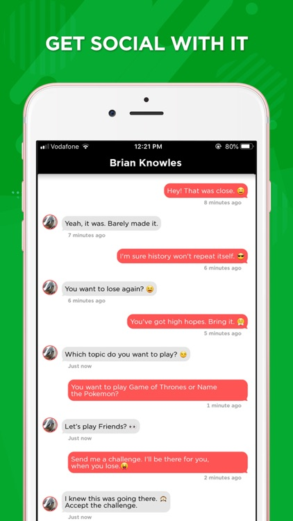 QuizUp® screenshot-7