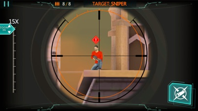 Sniper Ops : Justice Angel for windows pc
