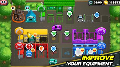 Tiny Auto Shop: Wheels Store screenshot two