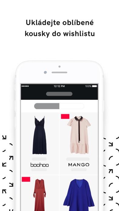 Screenshot for GLAMI in Czech Republic App Store