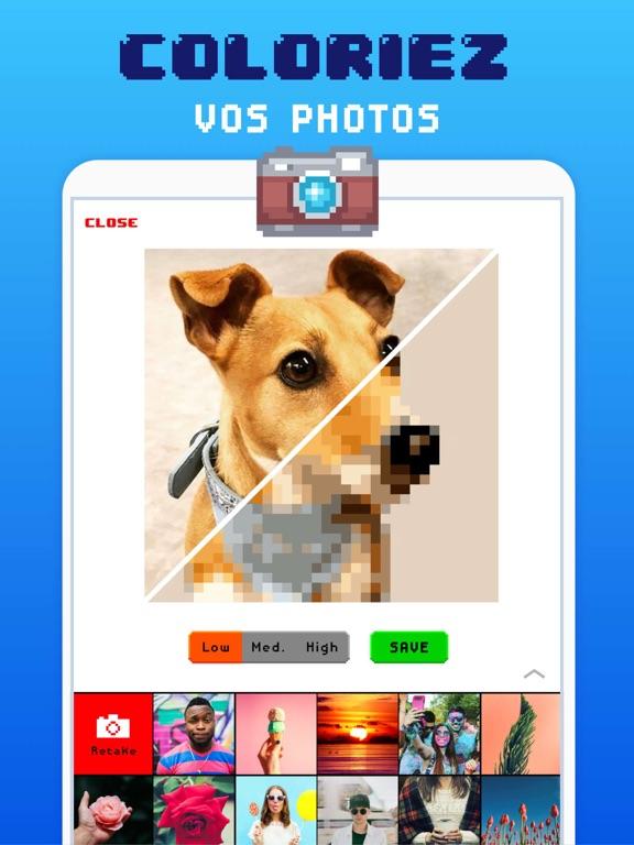 Screenshot #6 pour Rized Coloriage par Numéro