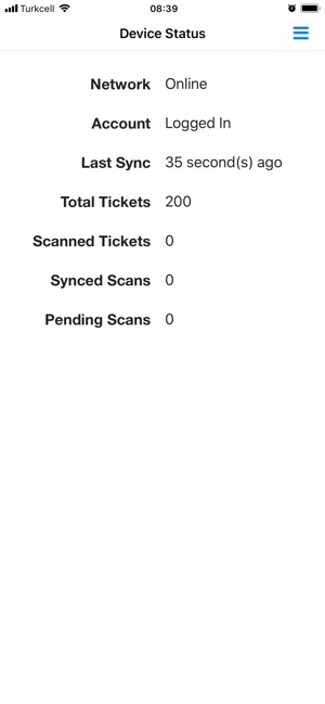Oxynade Ticket Scanner on the App Store