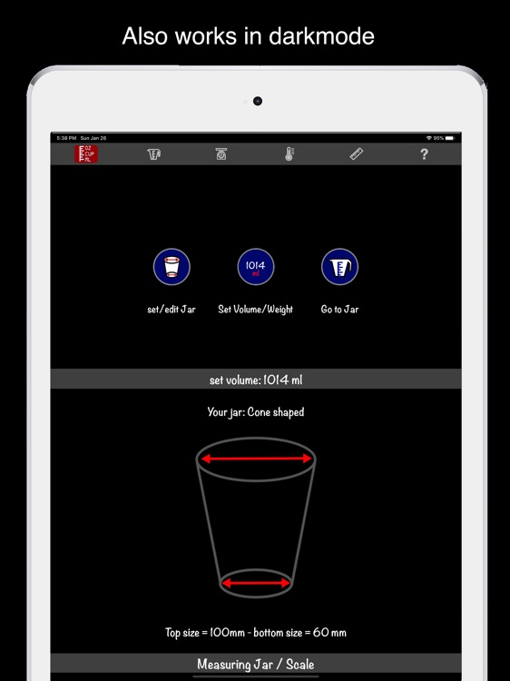 Measuring Cup & Scale for iPad screenshot-5