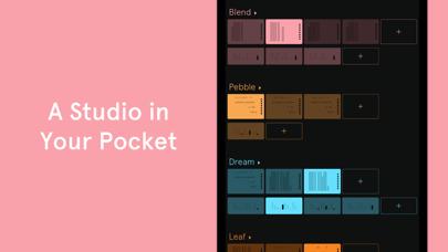 Screenshot #1 pour Auxy Pro - Music & Beat Maker