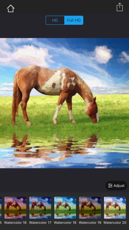 Watercolorizer-photo artist