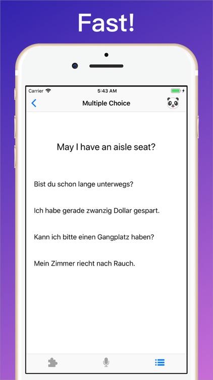 Learn German + screenshot-5