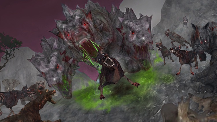 Wild Zombie Online screenshot-3