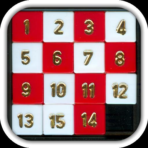 15 Puzzle Slide icon