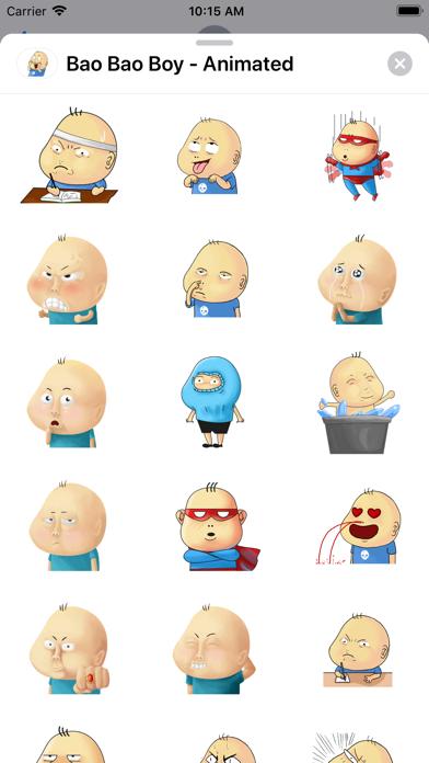 Bao Bao Boy - Animated screenshot 1