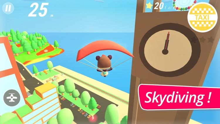 McPanda: Super Pilot Kids Game screenshot-4