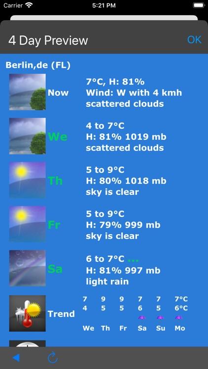 Space Weather Lite screenshot-4