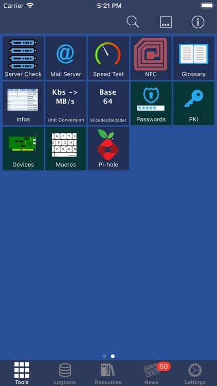 Network Toolbox Net security screenshot-5