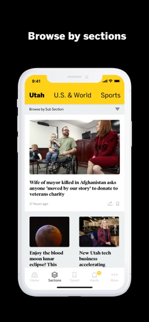 Deseret News on the App Store