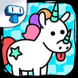 Unicorn Evolution Clicker Game