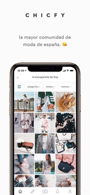 19cd6b8e1 chicfy - compra y vende moda en App Store