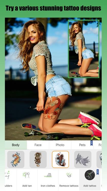 Retouch Me: Face & Body Editor screenshot-5