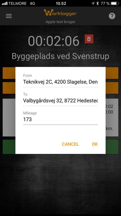Worklogger screenshot-3