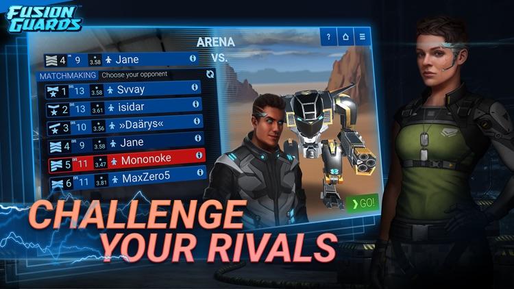Fusion Guards screenshot-5