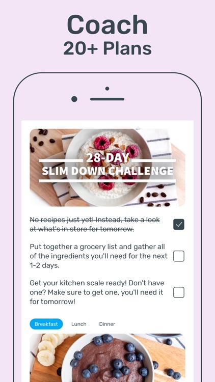 YAZIO — Diet & Food Tracker screenshot-3