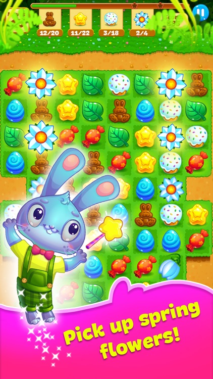 Easter Sweeper: Match 3 Games screenshot-0