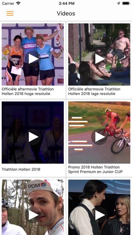 Triathlon Holten screenshot-5
