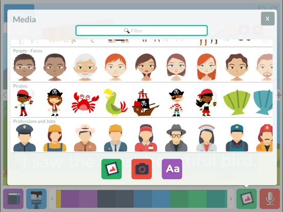 My Story School eBook Maker Screenshots